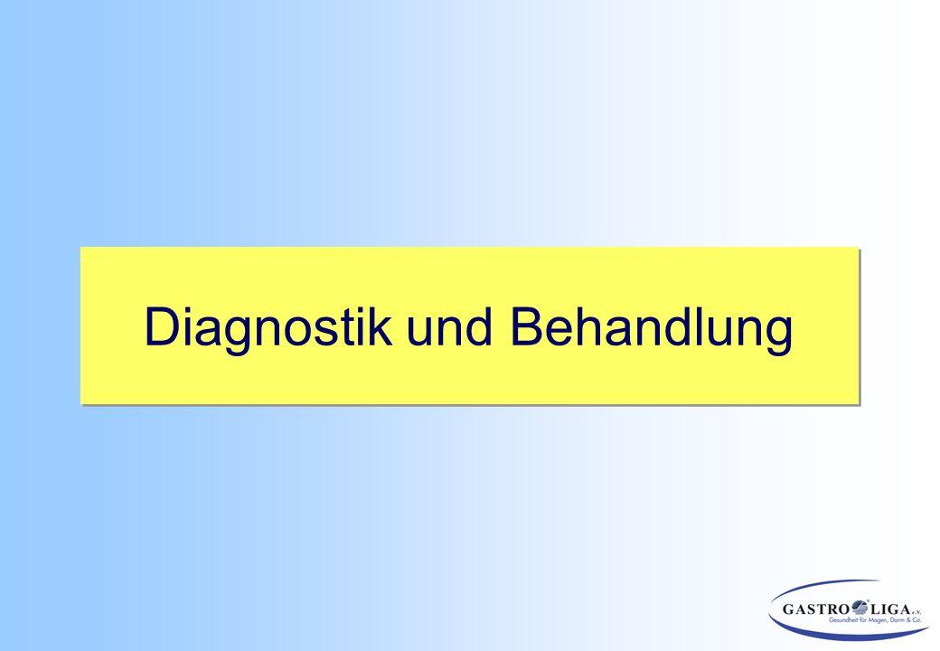 Diagnostik und Behandlung