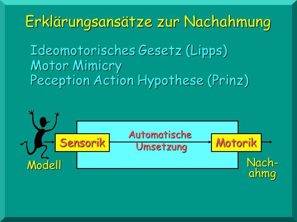 Automatische Umsetzung