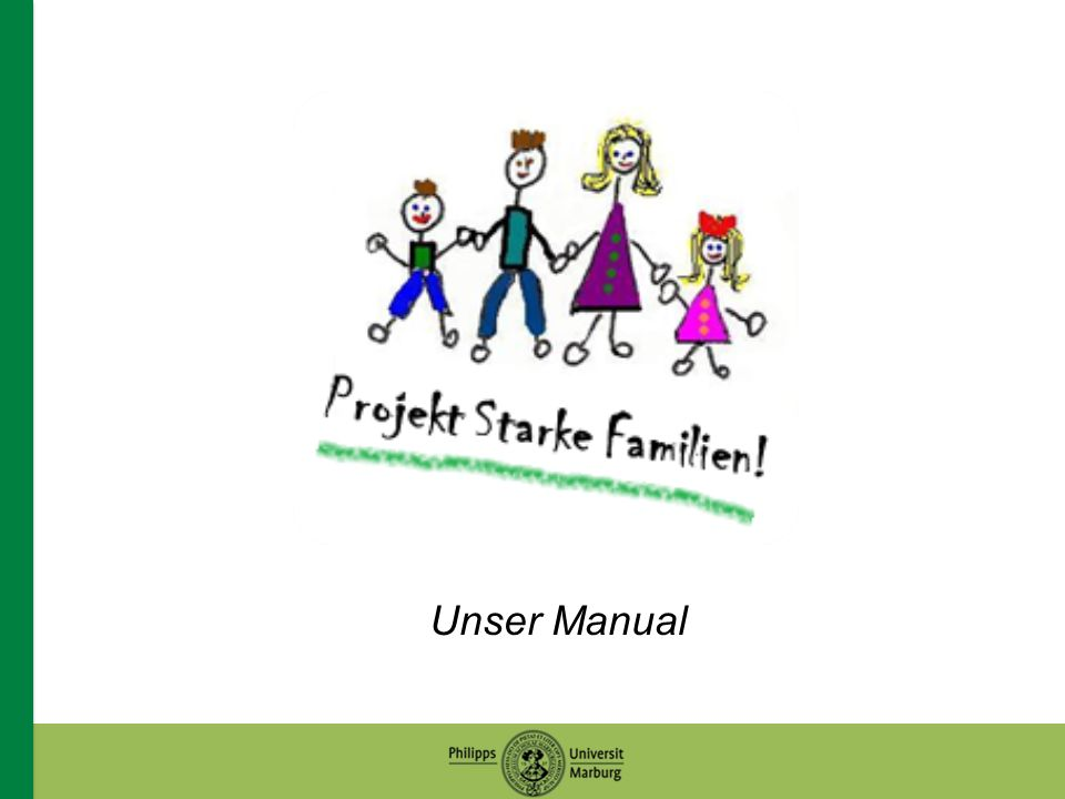 Unser Manual