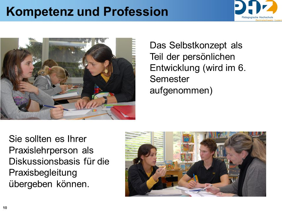 Kompetenz und Profession