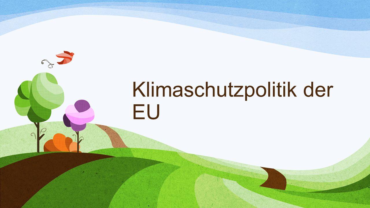 Klimaschutzpolitik der EU