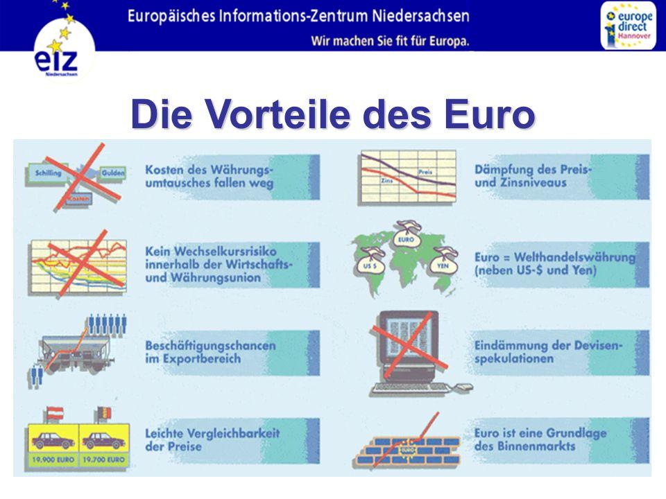 Die Vorteile des Euro 38 38 38