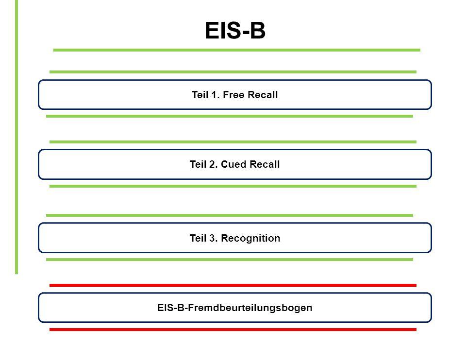 EIS-B-Fremdbeurteilungsbogen