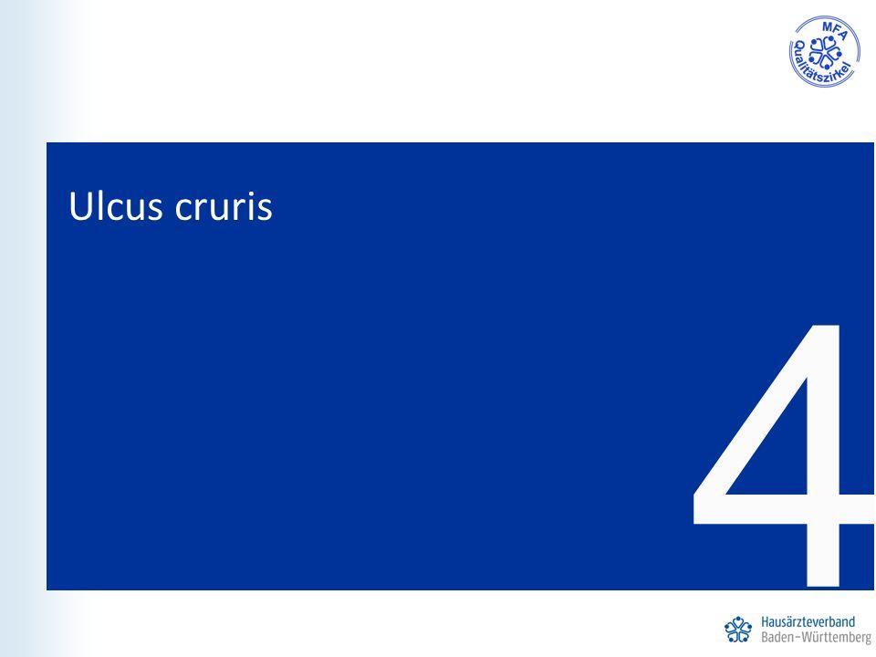 Ulcus cruris 4 18