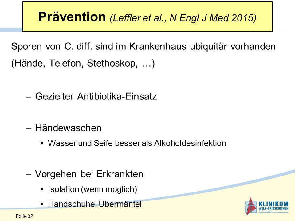 Prävention (Leffler et al., N Engl J Med 2015)