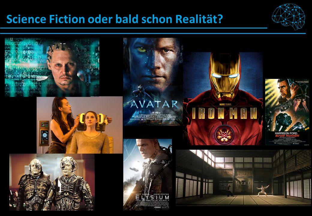 Science Fiction oder bald schon Realität
