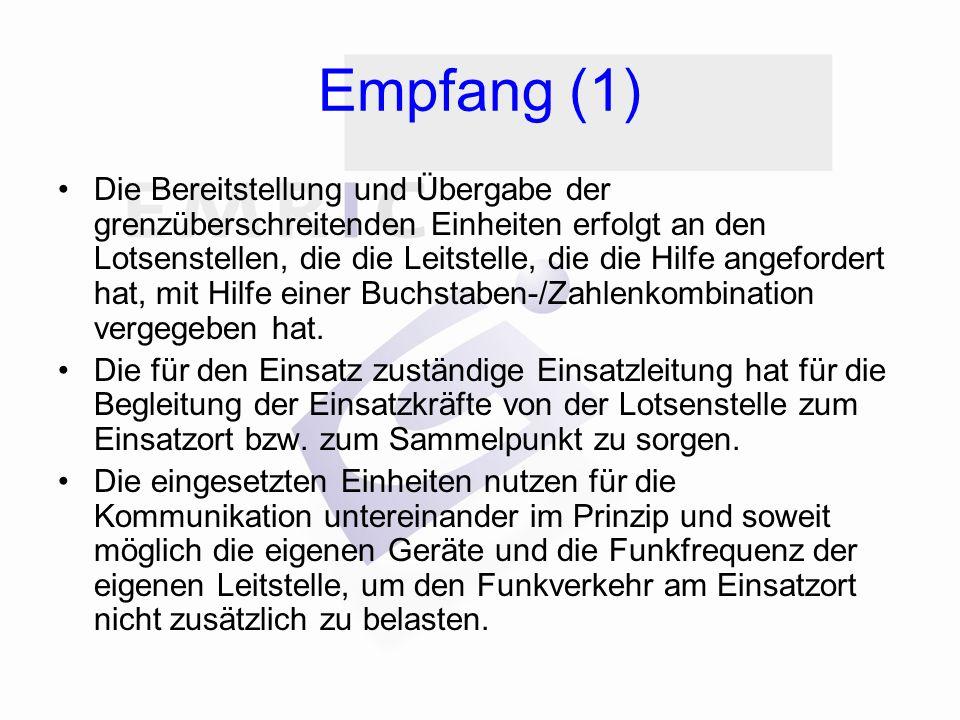 Empfang (1)