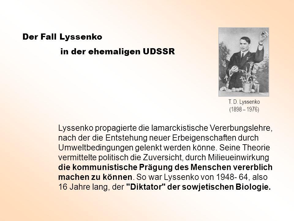 in der ehemaligen UDSSR