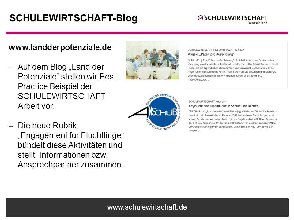 SCHULEWIRTSCHAFT-Blog