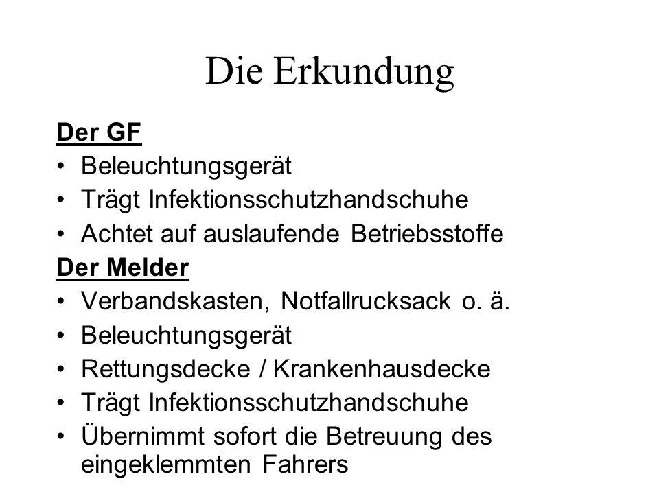 Die Erkundung Der GF Beleuchtungsgerät