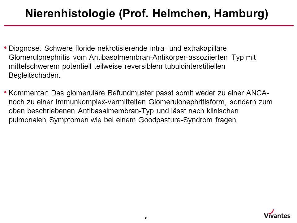 Nierenhistologie (Prof. Helmchen, Hamburg)
