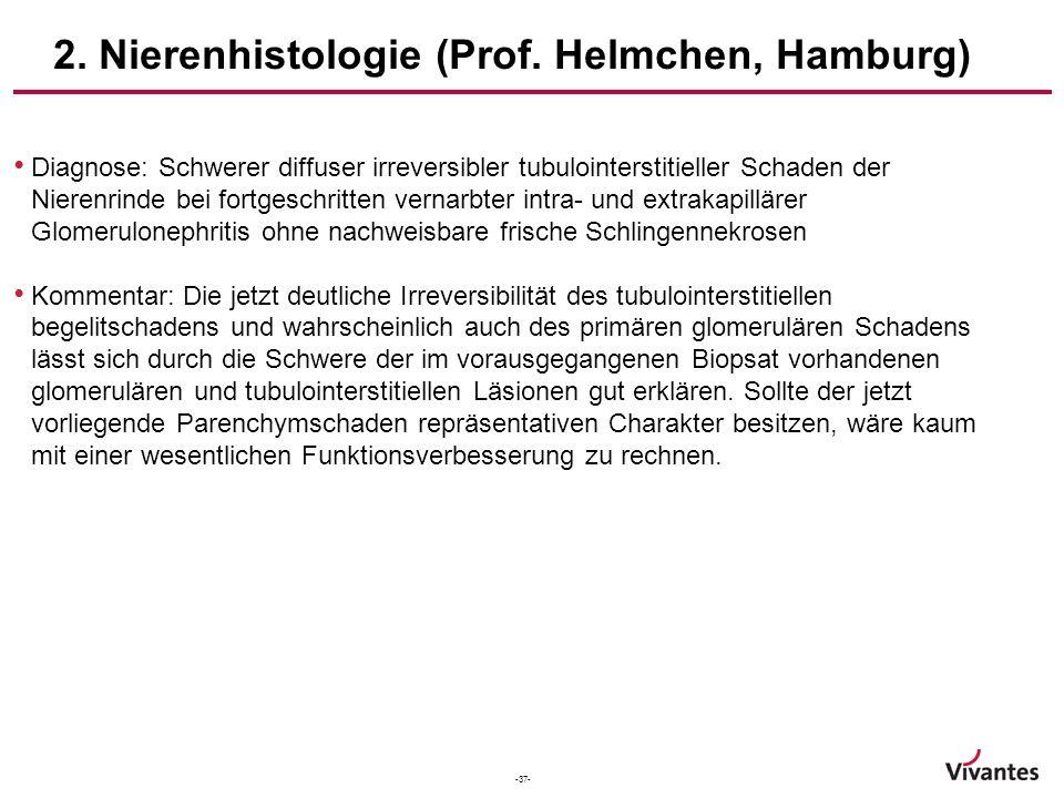 2. Nierenhistologie (Prof. Helmchen, Hamburg)