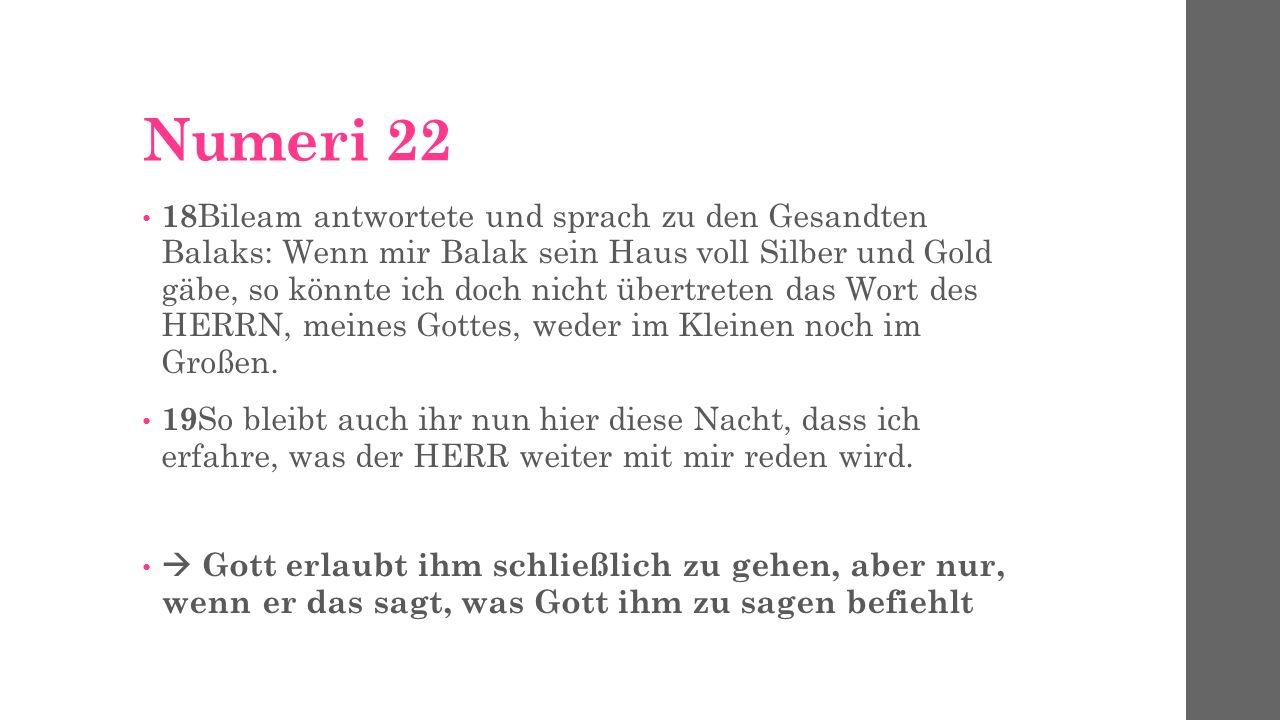 Numeri 22