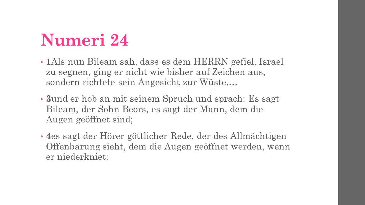Numeri 24