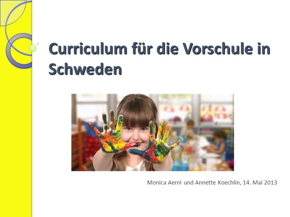 Ablauf Informationen zum Schulsystem in Schweden