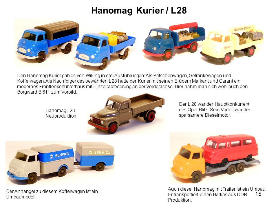 Hanomag Kurier / L28