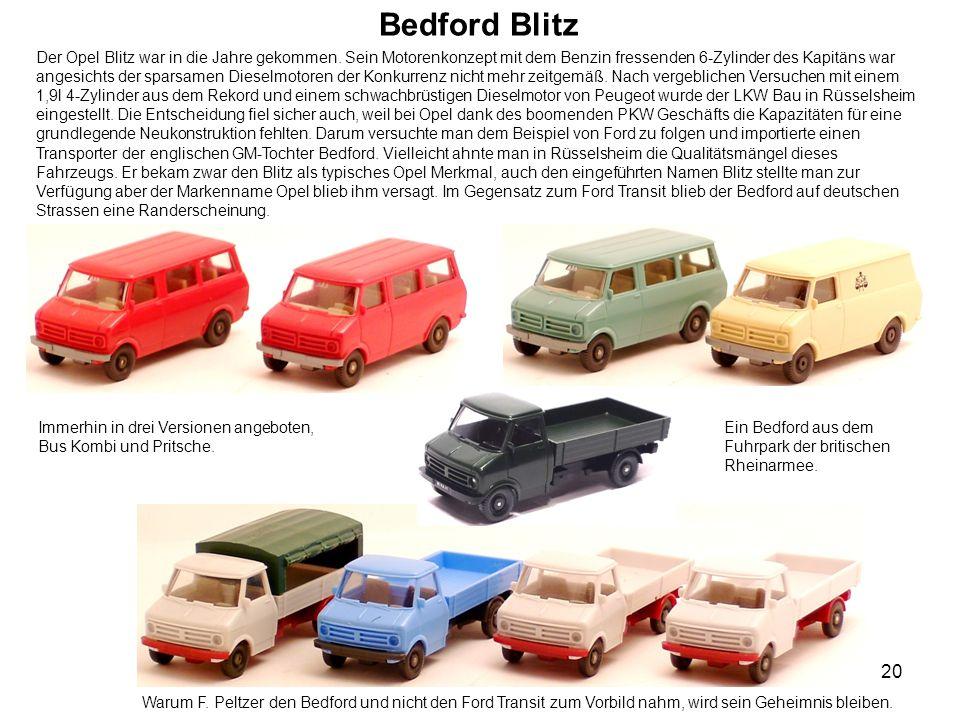 Bedford Blitz