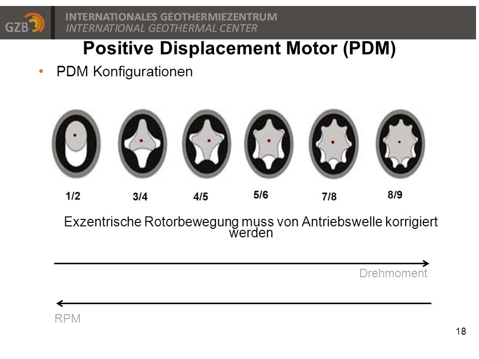 Positive Displacement Motor (PDM)