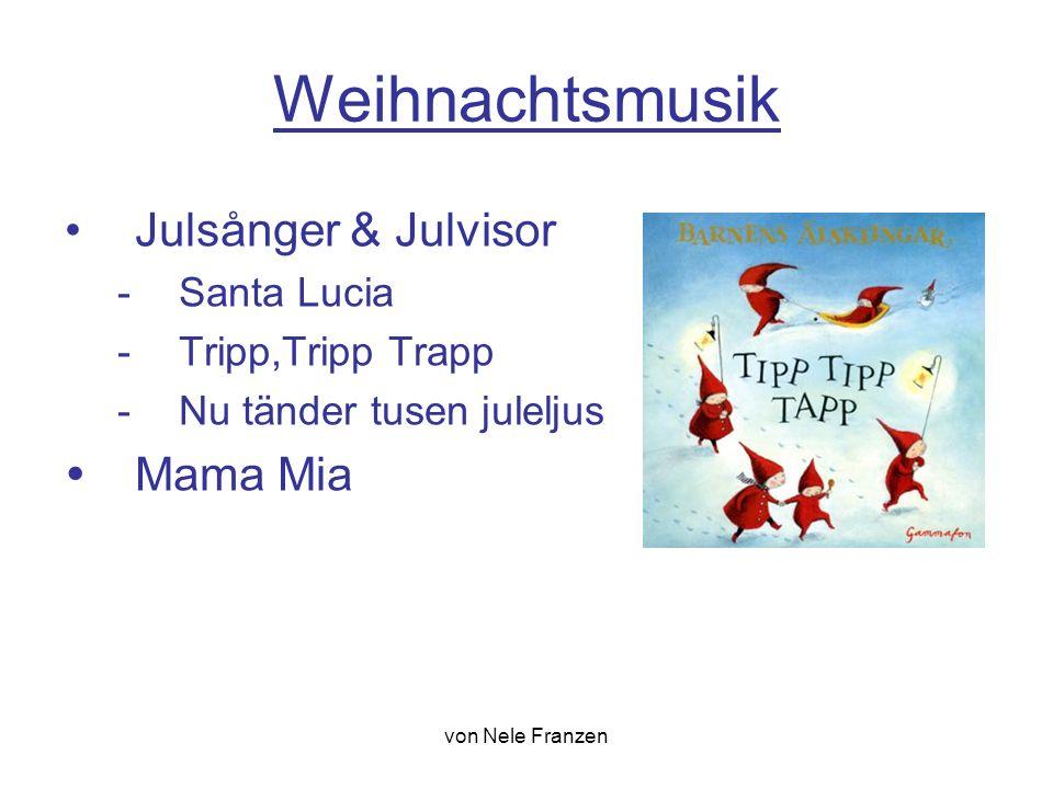 Weihnachtsmusik Julsånger & Julvisor Mama Mia Santa Lucia