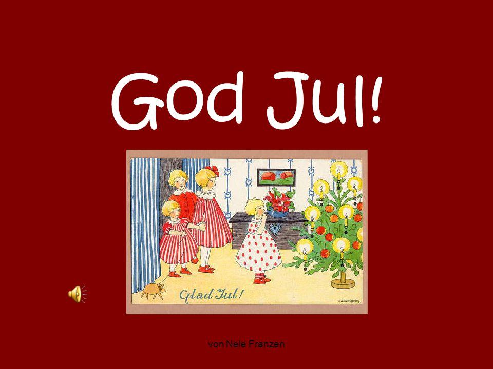 God Jul! von Nele Franzen