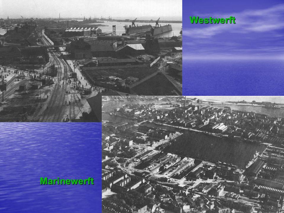 Westwerft Marinewerft