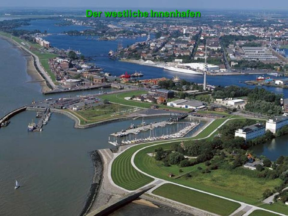 Der westliche Innenhafen