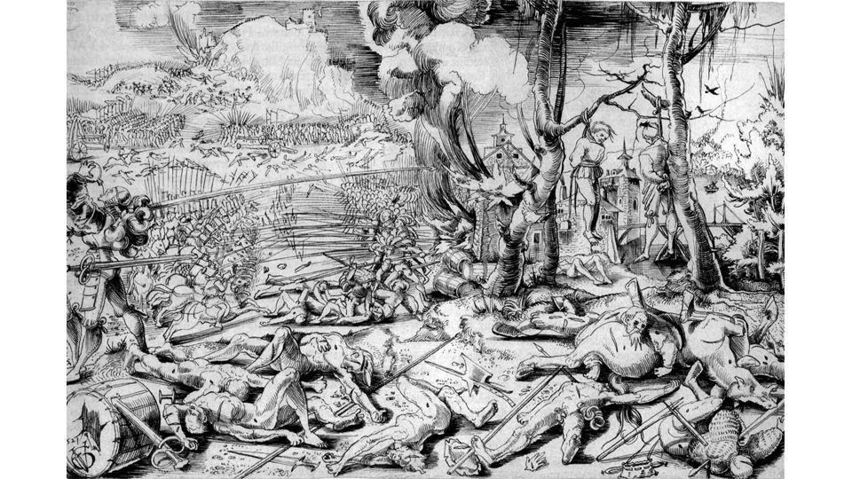 Schlacht bei Marignano, 1515