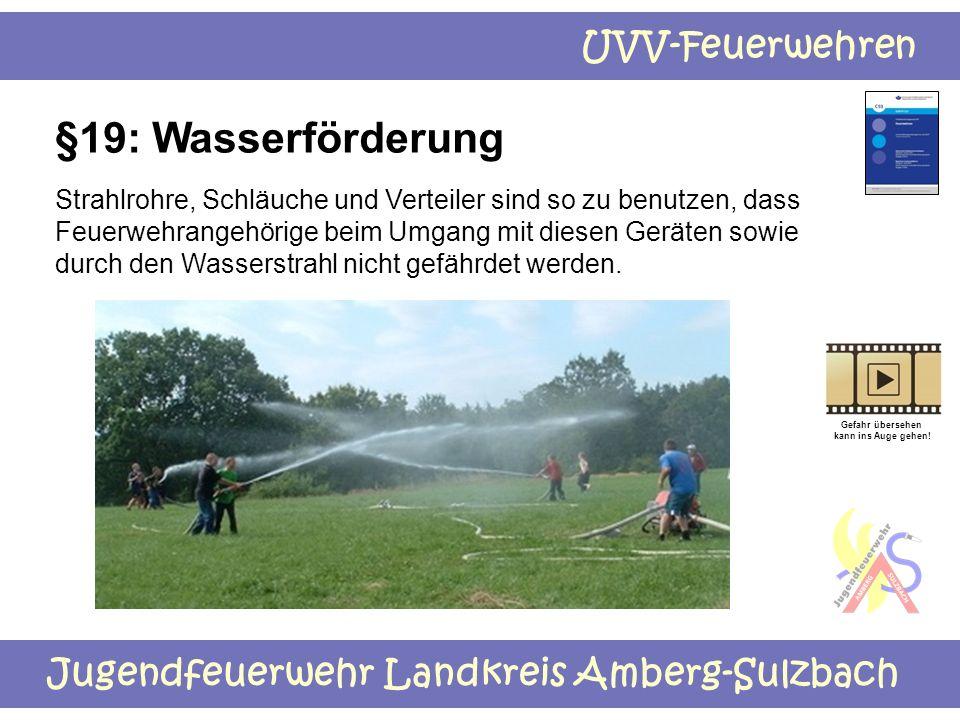 §19: Wasserförderung