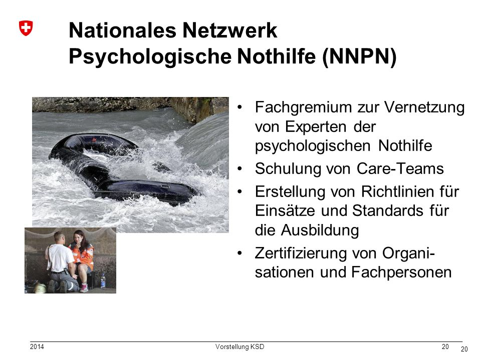 Nationales Netzwerk Psychologische Nothilfe (NNPN)