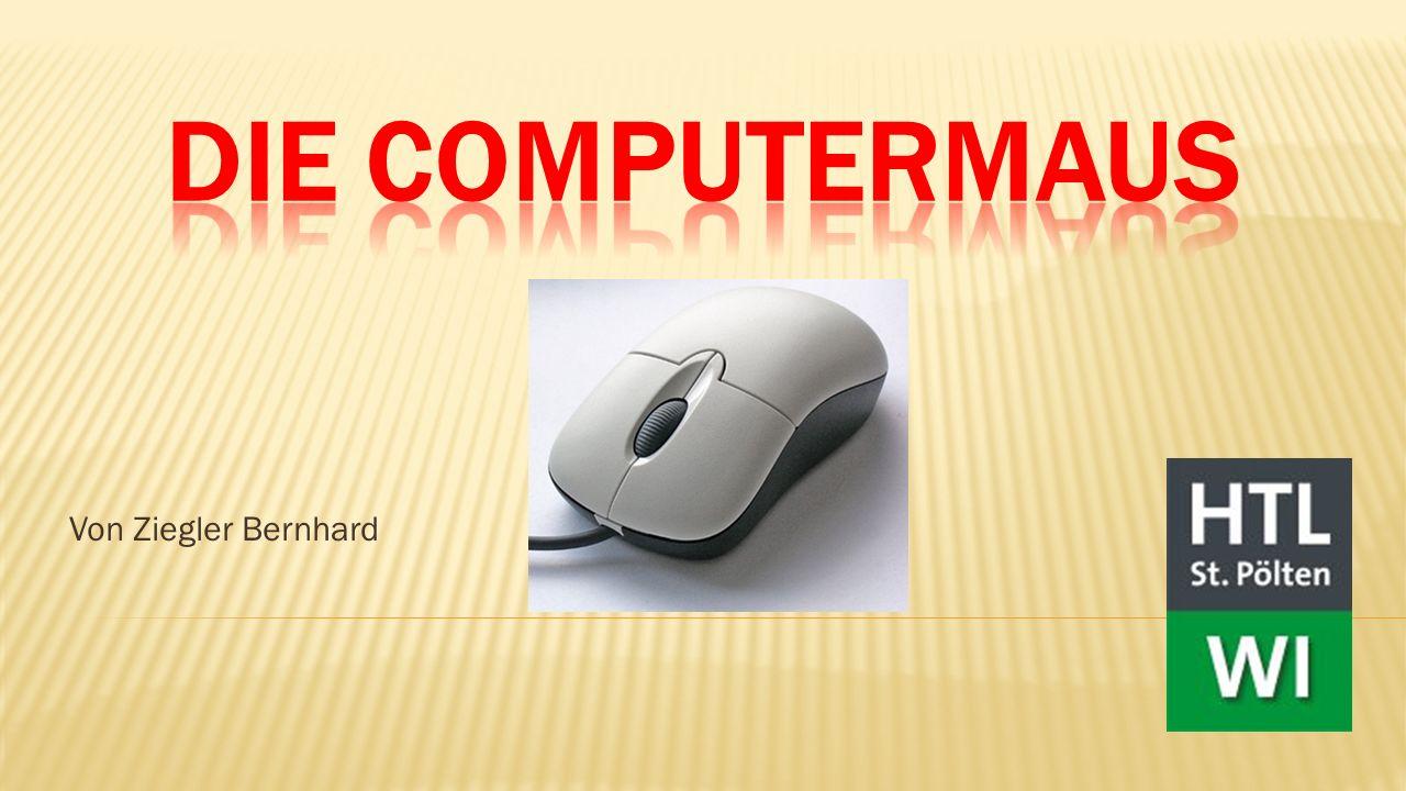 Die Computermaus Von Ziegler Bernhard