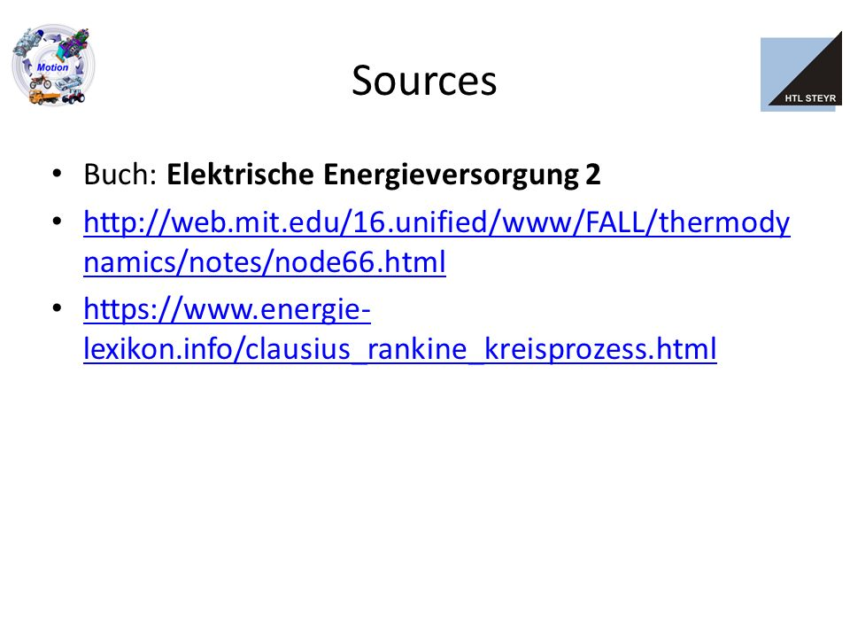 Sources Buch: Elektrische Energieversorgung 2