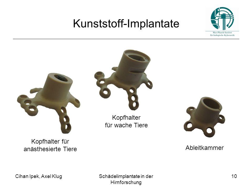 Kunststoff-Implantate