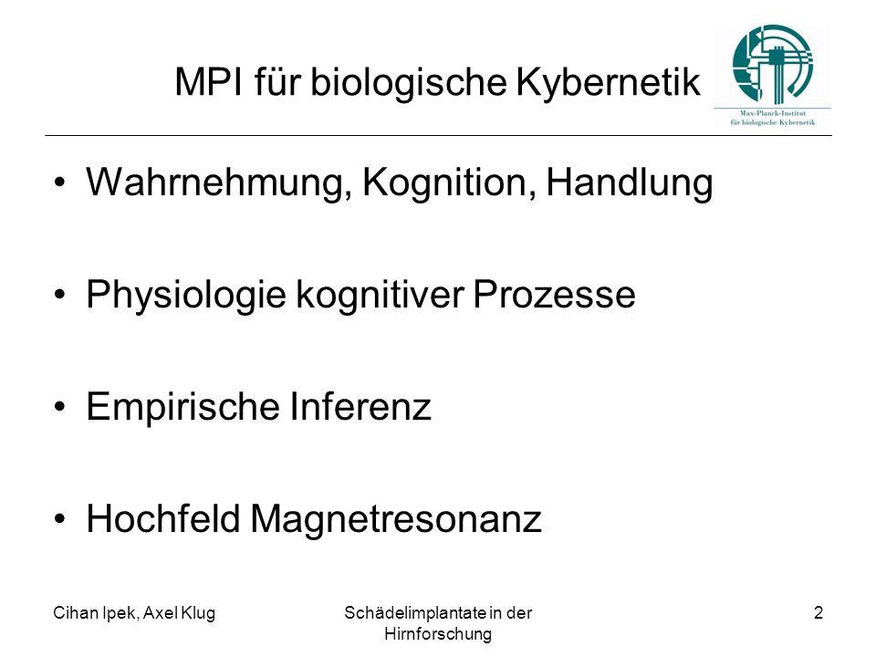 MPI für biologische Kybernetik