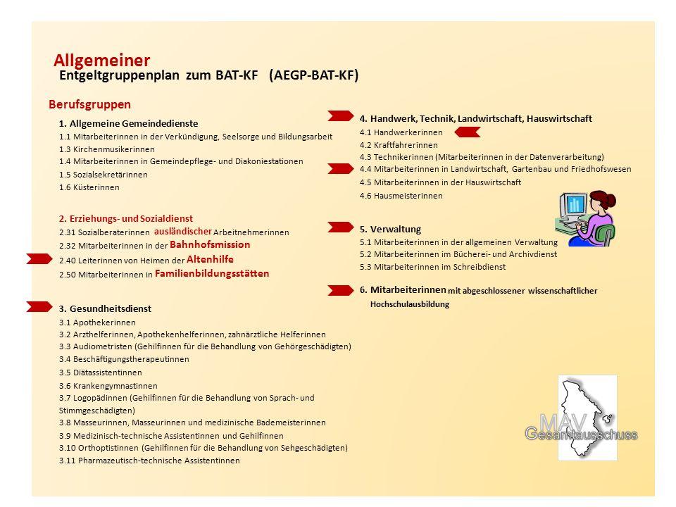 MAV Allgemeiner Gesamtausschuss