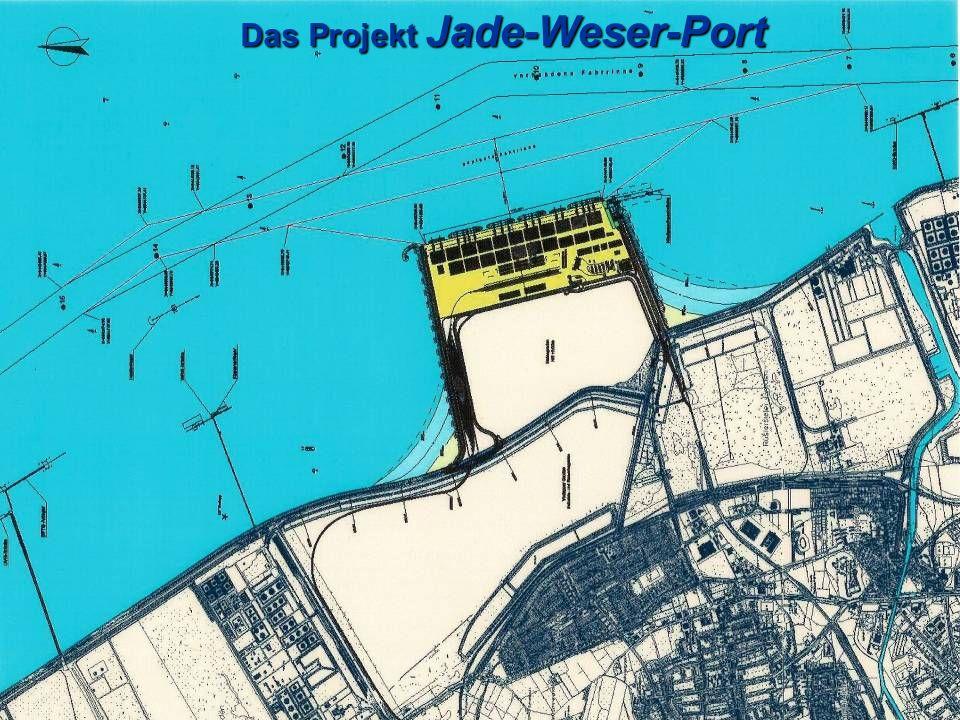 Das Projekt Jade-Weser-Port