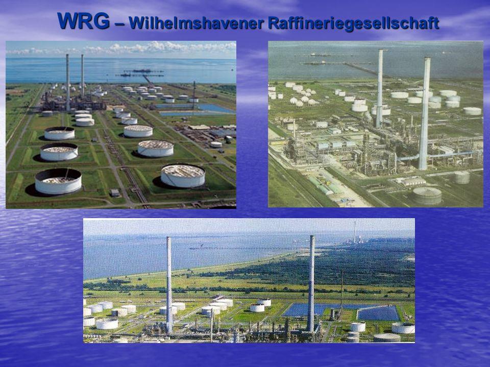 WRG – Wilhelmshavener Raffineriegesellschaft