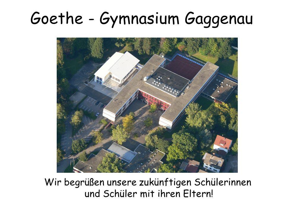 Goethe - Gymnasium Gaggenau