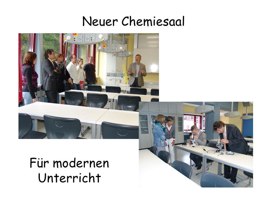 Für modernen Unterricht