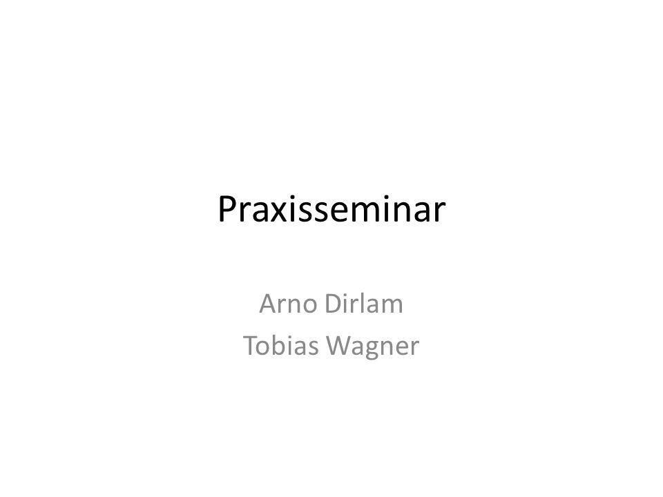 Arno Dirlam Tobias Wagner