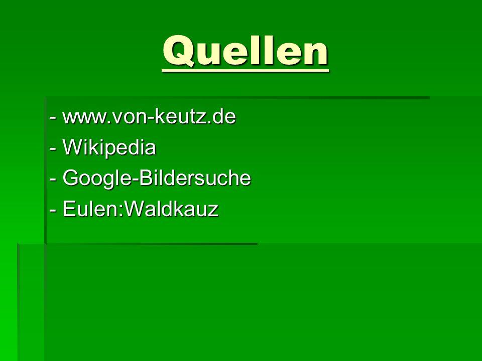 Quellen - www.von-keutz.de - Wikipedia - Google-Bildersuche