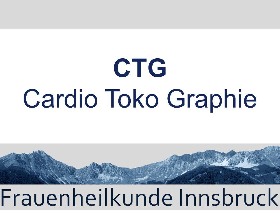 CTG Cardio Toko Graphie