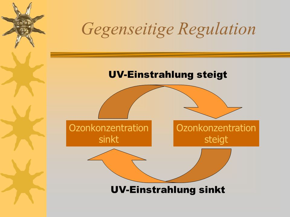 Gegenseitige Regulation