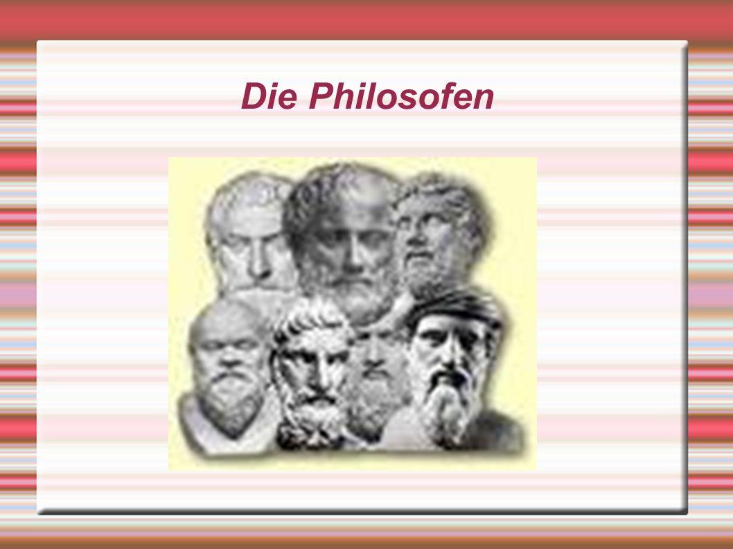 Die Philosofen