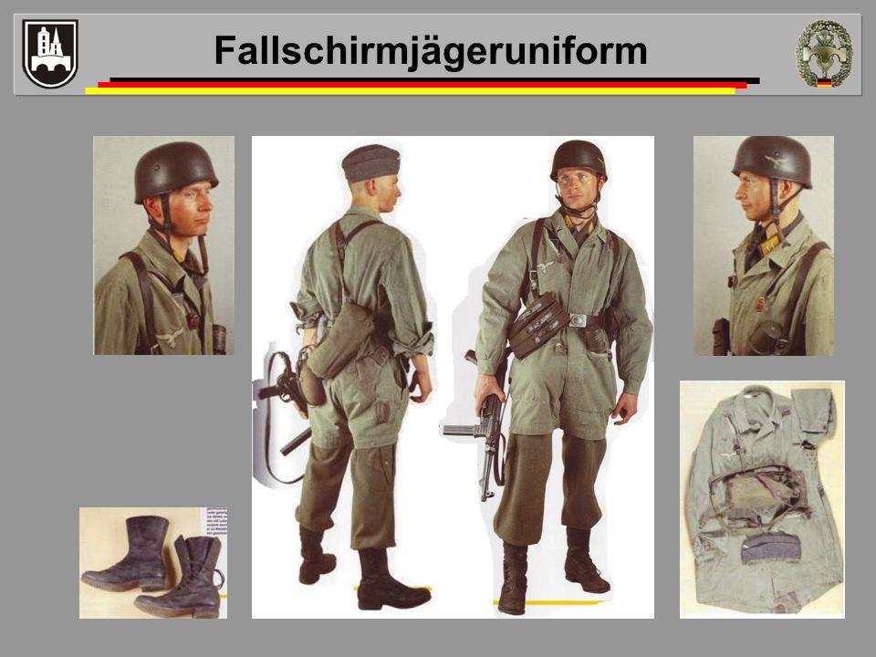 Fallschirmjägeruniform