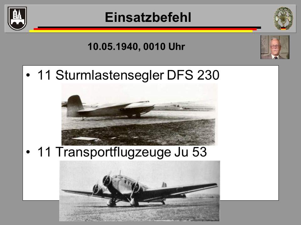 11 Sturmlastensegler DFS 230