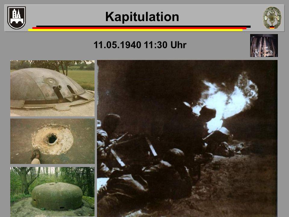 Kapitulation 11.05.1940 11:30 Uhr Zunächst Video 0:45