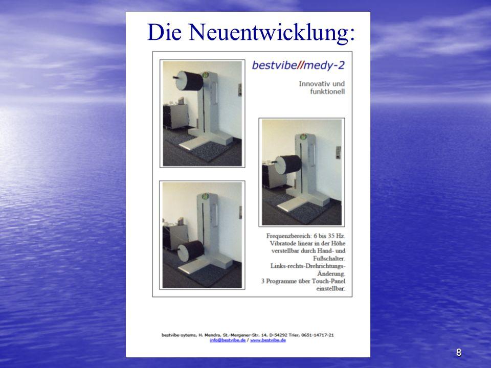 Die Neuentwicklung: www.bestvibe.de