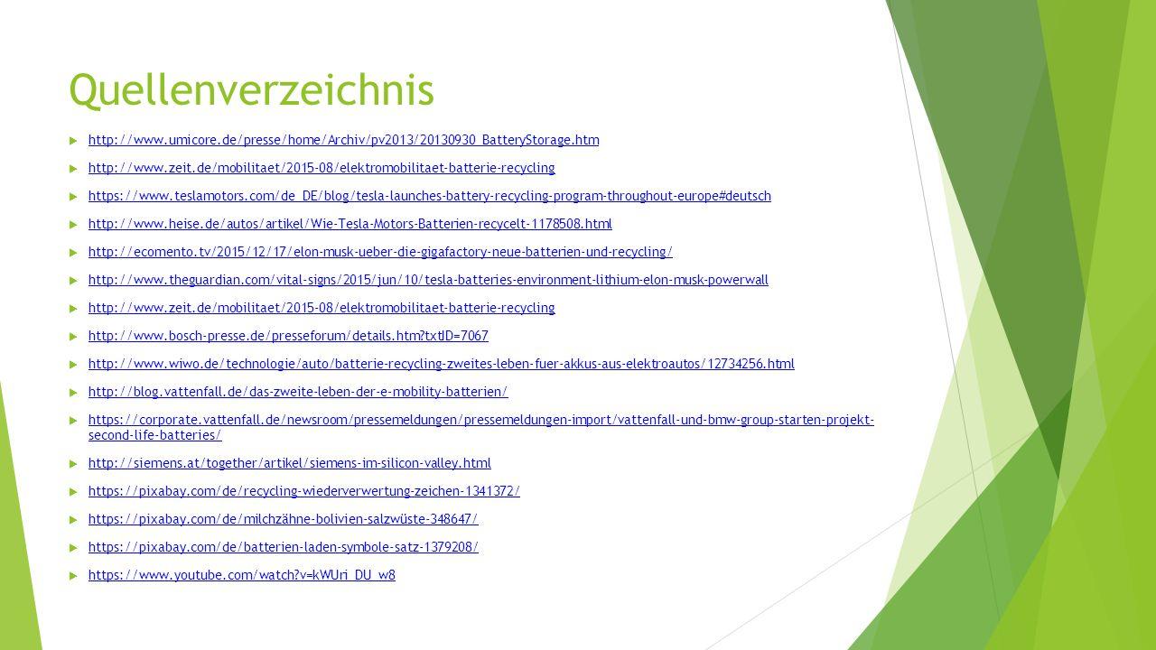 Quellenverzeichnis http://www.umicore.de/presse/home/Archiv/pv2013/20130930_BatteryStorage.htm.