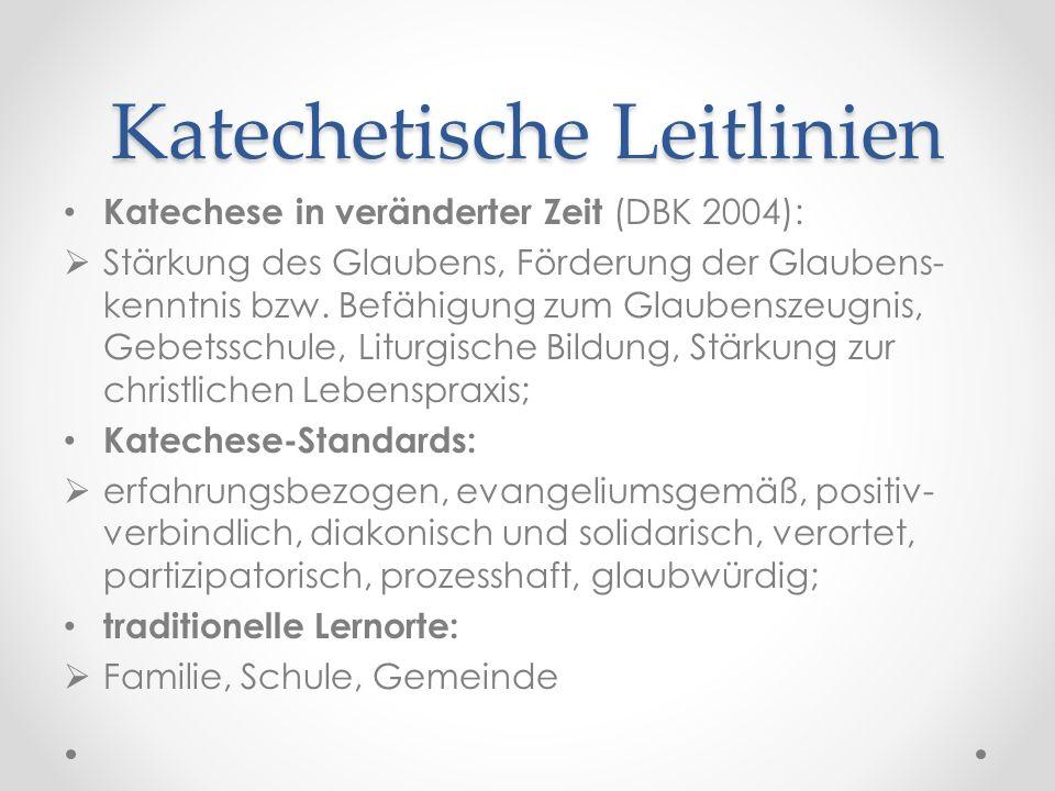 Katechetische Leitlinien