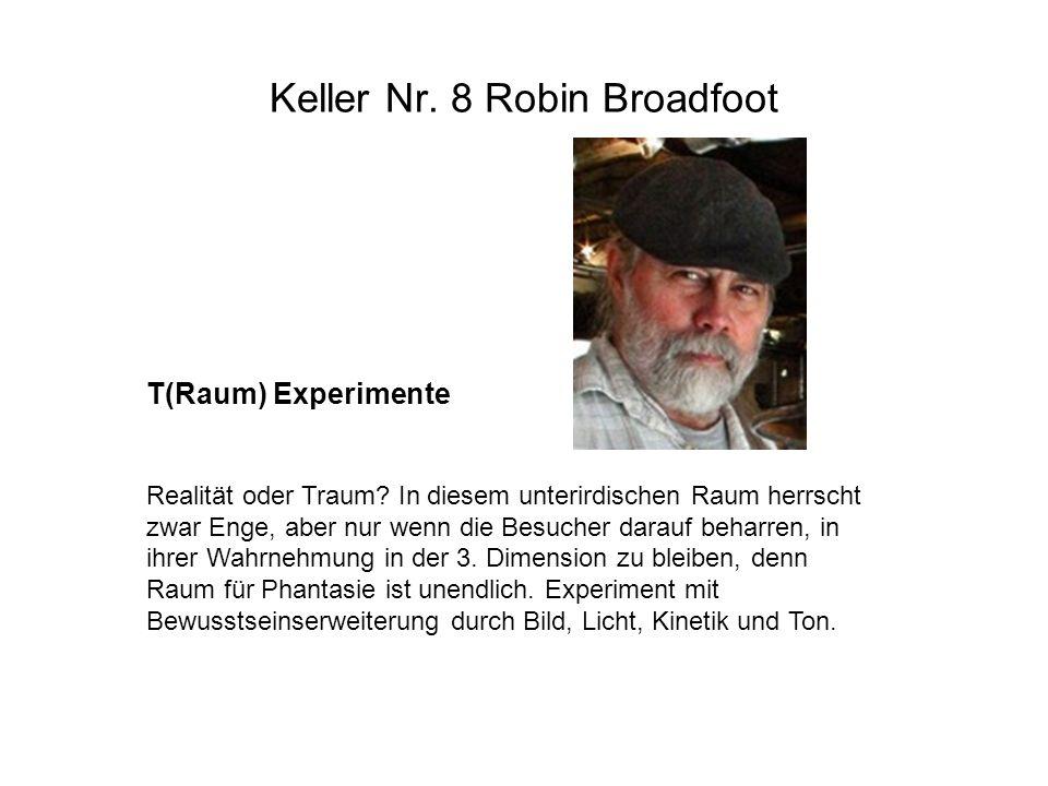 Keller Nr. 8 Robin Broadfoot